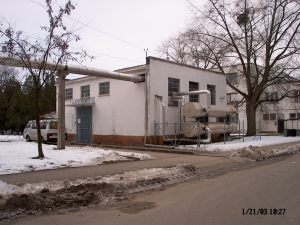 Lakótelepi hőközpont